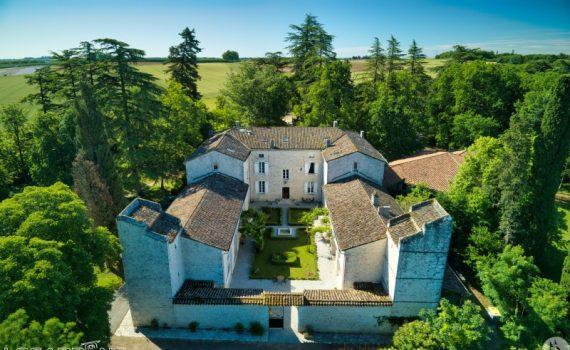 17th Century Chateau Occitanie France for sale