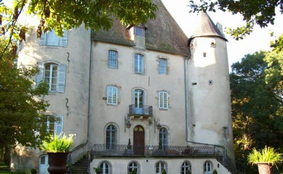 Allier France 13th and 17th Century Chateau for sale