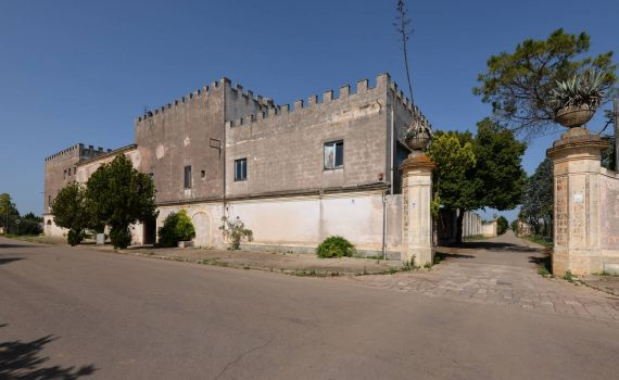 Aradeo Italy Il Castello for sale
