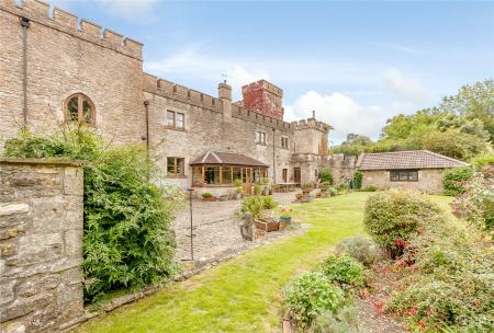 Ashwicke Bath Castellated House for sale