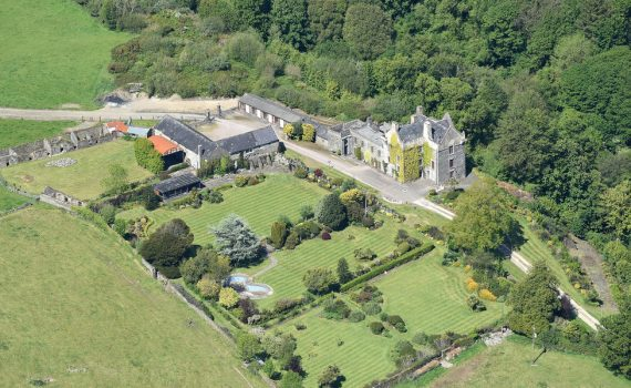 Ballea Castle for sale Cork Ireland