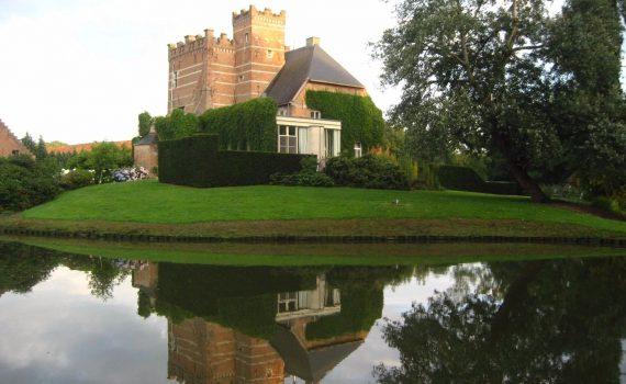 Belgium Wijer Castle for sale