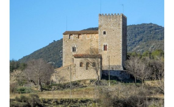 Beuda Castle Spain for sale