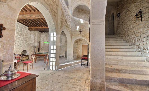 Bordeaux France Chateau Commanderie for sale