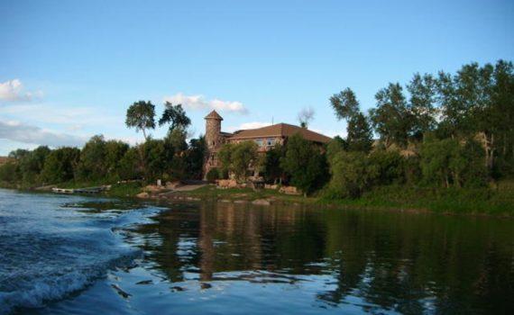 Boulder Ridge Castle Great Falls Montana USA for sale
