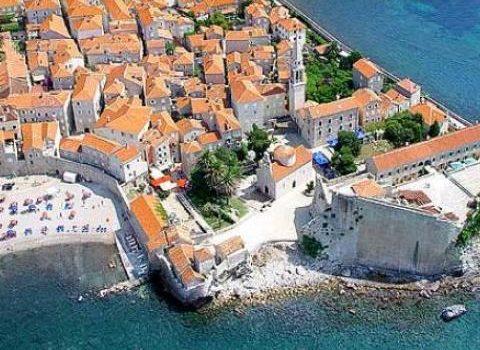 Budva Castle Montenegro for sale