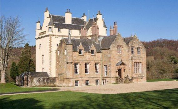 Cassillis Castle for sale