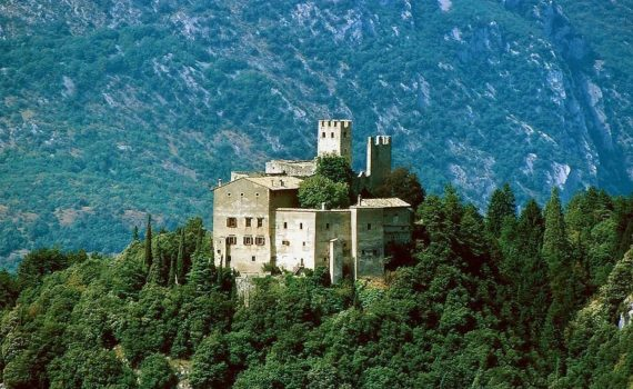 Castel Madruzzo Trento Italy for sale