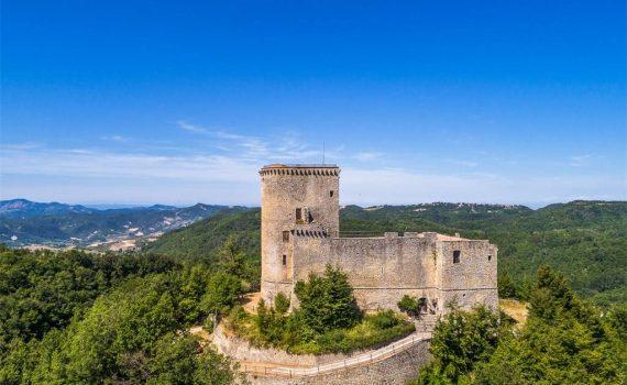 Castello di Ormala for sale