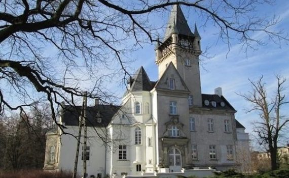 Castle in Lower Silesia Poland for sale