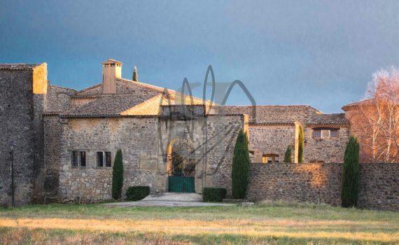Castle near Marsanne France for sale