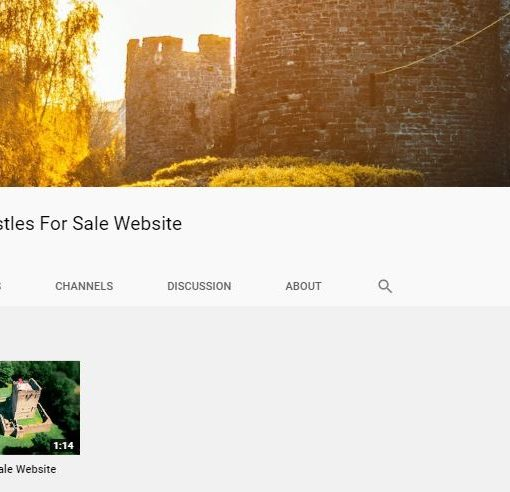 Castleist Youtube Channel Launched