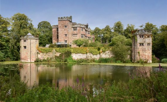 Caverswall Castle England for sale