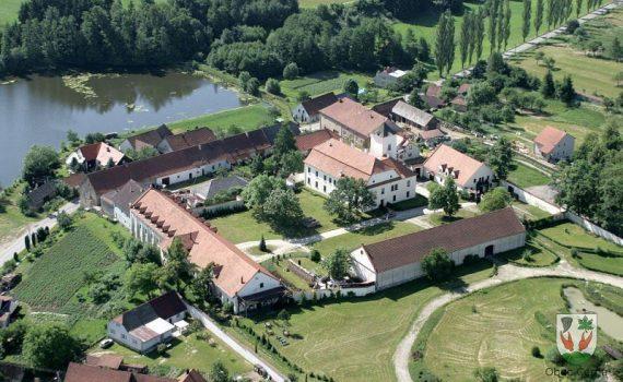 Cerna Czech Republic castle for sale