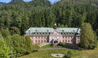 Chateau Jetrichovice for sale