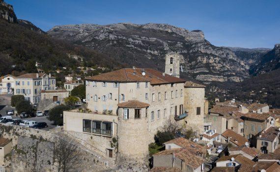 Chateau de Grasse France for sale