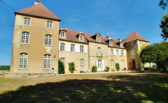 Chateau de Montmartin France for sale