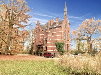 Chateau in Hoeilaart for sale