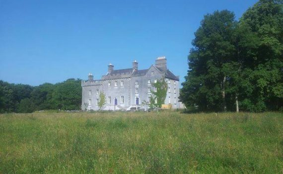 Cregg Castle for sale Co Galway Ireland