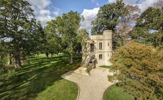 Dinton Castle for sale Hampshire UK