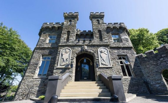 Douglas Isle of Man Castle for sale