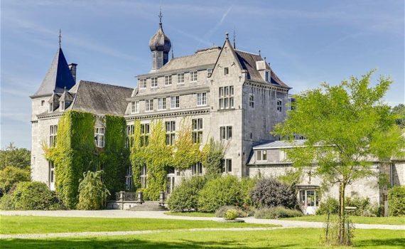 Ermeton-sur-Biert Belgium Castle for sale