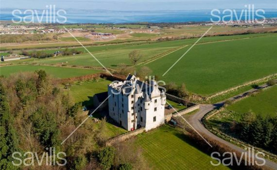 Fa-Side Castle East Lothian for sale