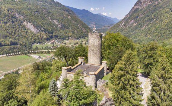 Feissons-sur-Isère France Castle for sale