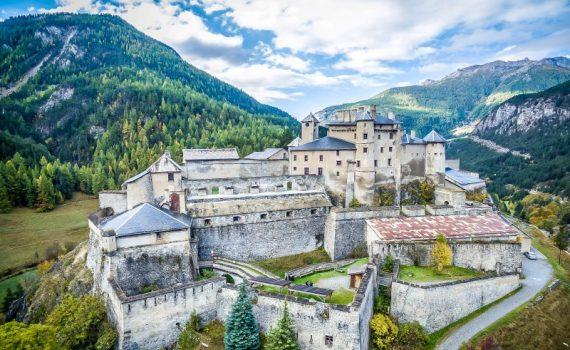 Fort Queyras Haute Alpes France Castle for sale