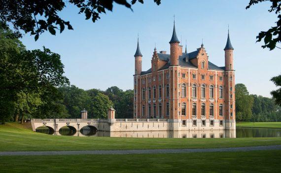 Ghent East Flanders Castle for sale