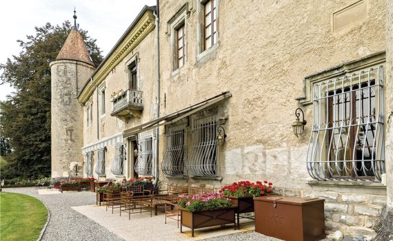 Haute-Savoie Chateau for sale Geneva Borders