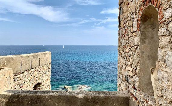 Ile Rousse Corsica Castle for sale