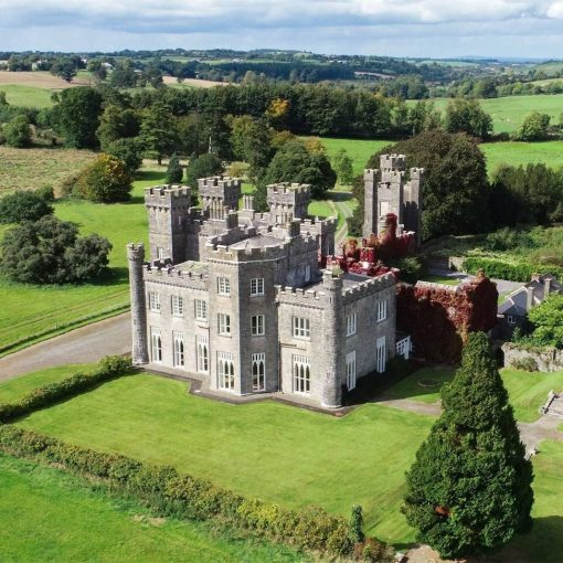 Knockdrin Castle for sale Ireland