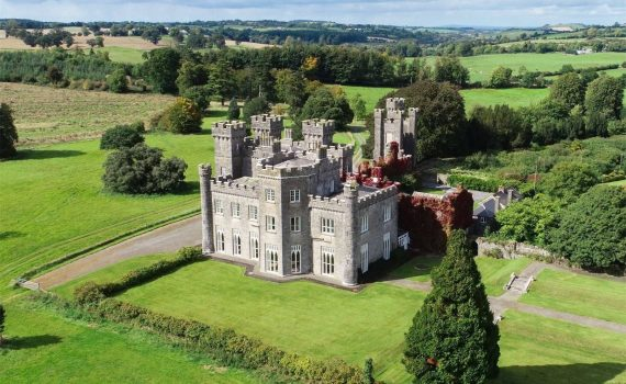 Knockdrin Castle for sale Ireland