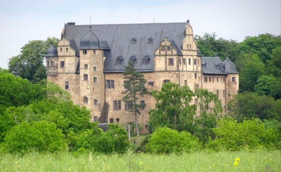 Konitz Castle Thuringia Germany for sale