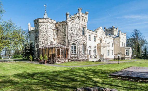 Krześlice Poland Castle for sale