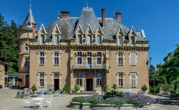Lamastre Chateau for sale