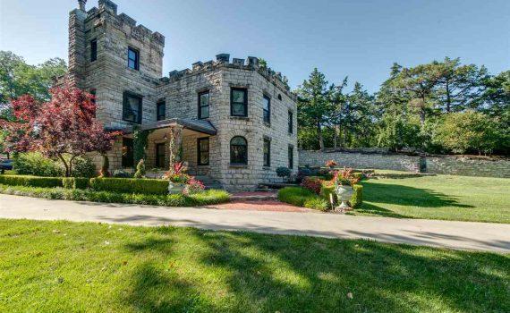 Manhattan Kansas Castle for sale
