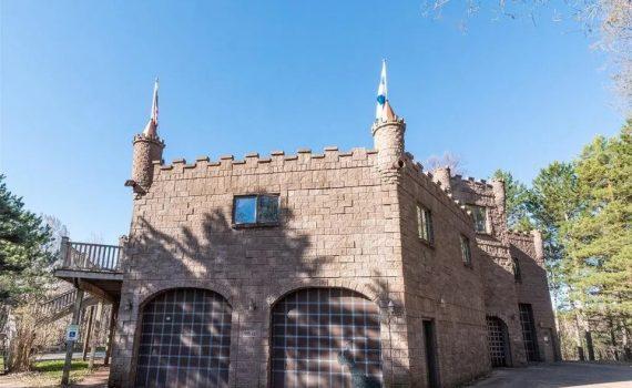 Marquette Michigan Castle for sale