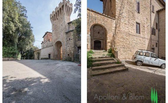 Medieval Castle for sale Near Perugia