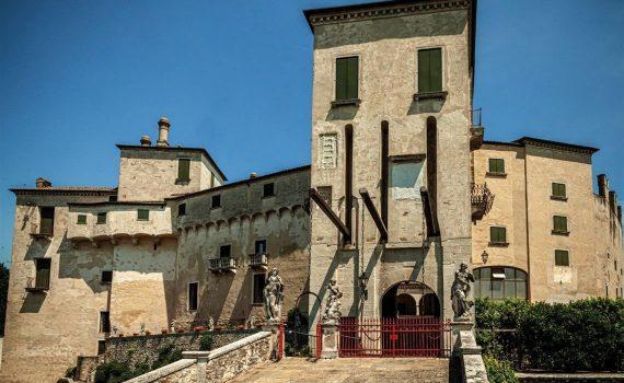 Montegalda Italy Castle for sale