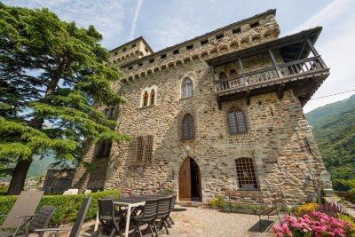 Montestrutto Castle for sale