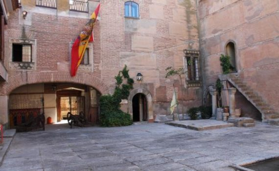Narros de Salduena Castile Leon Spain Castle for sale