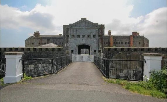 Pembroke Dock Fort Wales for sale