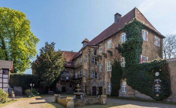 Petershagen Castle Germany Schloss for sale