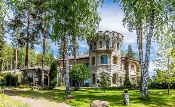 Porvoo Finland Castle for sale