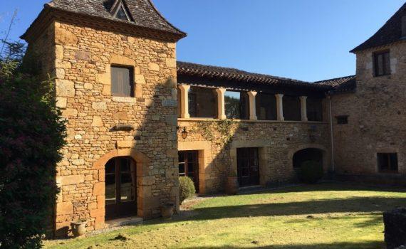 Puy l'Évêque France Chateau Manor House for sale