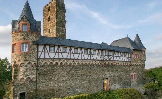 Rheinland-Pfalz Germany Restored Castle for sale
