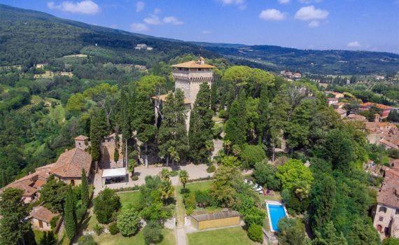 Rocca di Cetona Tuscany for sale