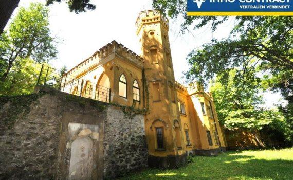 Romantic Castle Oberwart Austria for sale